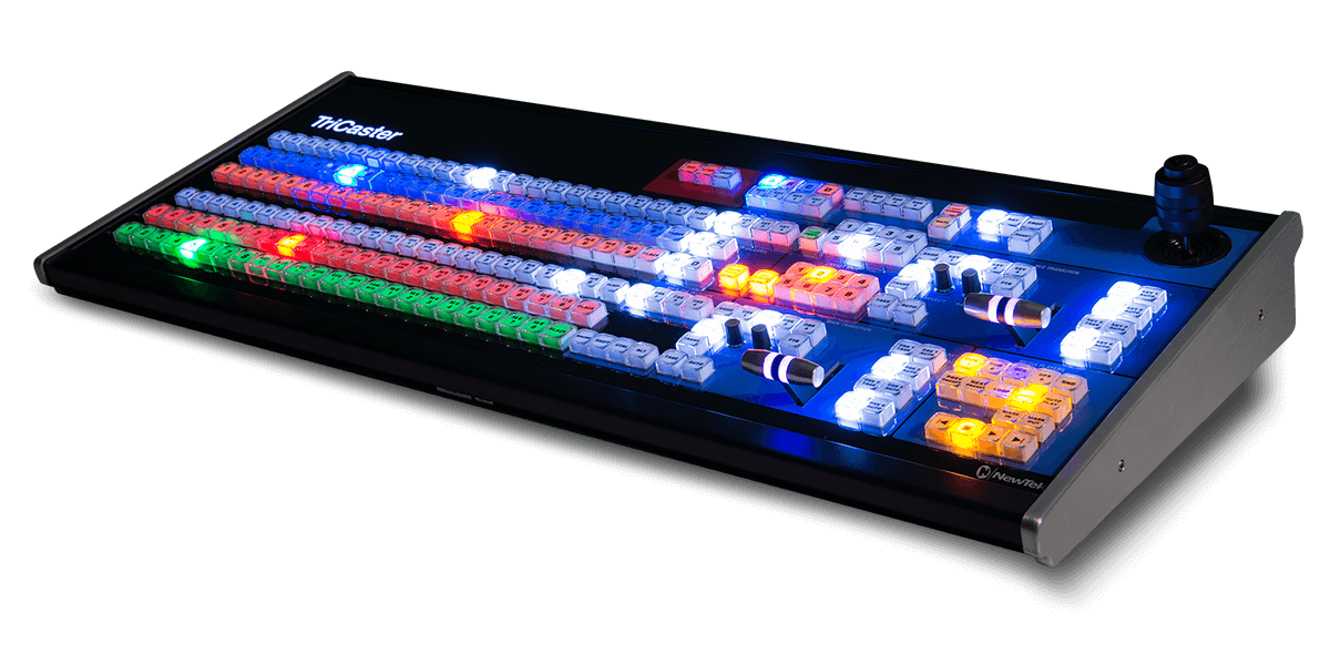 TriCaster 8000 Control Surface