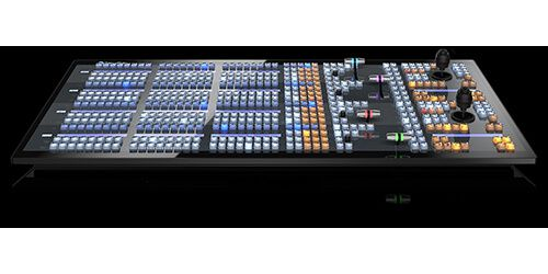 NewTek IP Series Control Panel